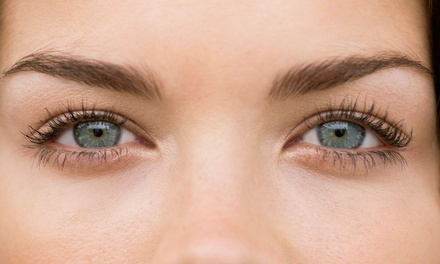 Eyelash Lift with Optional Eyebrow Shape and Tint at The Attic Hair And Beauty