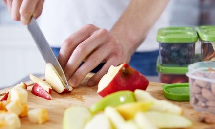 Consulenza nutrizionale con dieta
