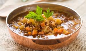 Avtaar:  Indisches 5-Gänge-Menü für zwei oder vier Personen im Restaurant Avtaar (bis zu 47% sparen*)