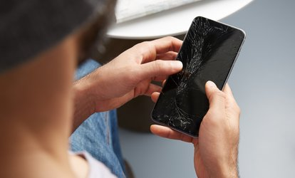image for Screen <strong>Repairs</strong> at Phones R Us (Up to 52% Off)