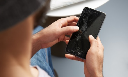 iPhone LCD or Back Glass Repair at Got Fixed Phone Repair (Up to 72% Off). Six Options Available.