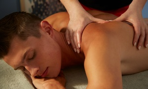 Therapeutic Hands: 60- or 30-Minute Massage with 20-Minute Express Facial at Therapeutic Hands (Up to 49% Off)