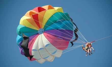 Parasailing for Up to Three or Six People at Pirates Cove Parasail (Up to 40% Off)