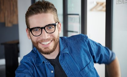 Eye Exam, Lens, and Frame at Optical Experts (Up to 80% Off). Two Options Available.