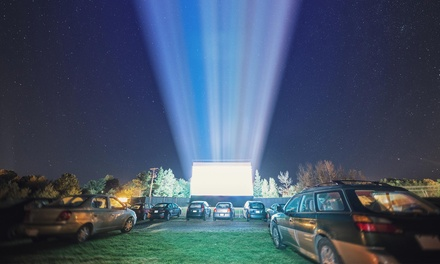Admission for One Car to Moonlight DriveIn Cinema
