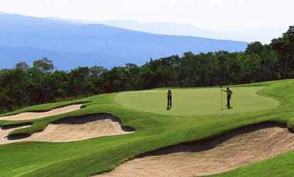 image for Canada Golf Card for One with Discounts to Over 600 Courses at Canada Golf Card (Up to 26% Off)