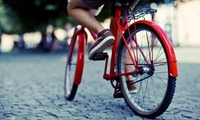 Cycle Hire for One or Two Adults and Up to Three Children from Derbyshire County Council (Up to 57% Off)