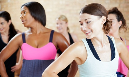 5- or 10-Class Yoga Package at Iron Camp (Up to 75% Off)