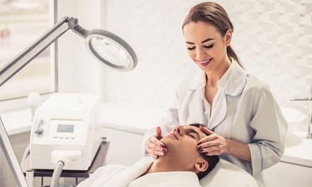1 séance danalyse de peau professionnelle de 45 min à 24,99 € chez Mediskin Tubize