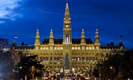 Vienna: fino a 4 notti per 2 persone, inclusa una bottiglia di prosecco e una cena di 3 portate al Levante Laudon