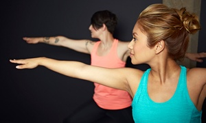 Just Plain Yoga: 5, 10, or 20 Classes at Just Plain Yoga (Up to 70% Off)