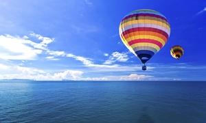 Ballonsportteam Engstingen: Wertgutschein über 100 € anrechenbar auf eine Ballonfahrt mit dem Ballonsportteam Engstingen