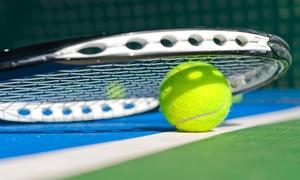 M.K. Tenis Club: Gra w tenisa: lekcja i wejście na kort za 59,99 zł i więcej opcji w M.K. Tenis Club (do -58%)