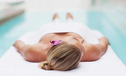 image for 30-Minute Head, Neck and Shoulder Massage or 50-minute Swedish Body Massage at Enotto Massage Therapy (Up to 74% Off)