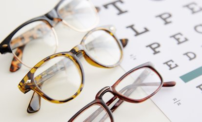 image for $49 for Comprehensive Eye Exam and $200 Value Towards Glasses at ABC Vision ($399 Value)