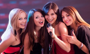 Red Box Karaoke: Two-Hour Karaoke Room Hire for Up to 8 ($59) or 12 People ($79) at Red Box Karaoke (Up to $160 Value)
