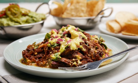 $17 for Birria Meal for Two at Birrieria Tlaquepaque ($37.90 Value)