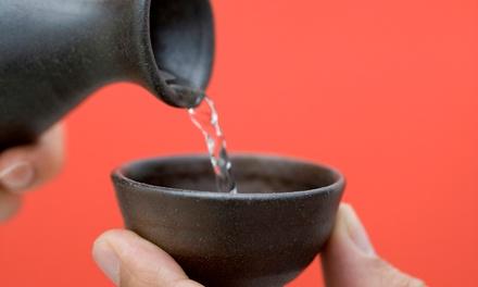 Sake Tasting for Two with Two or Three Take-Home Bottles of Sake at Takara Sake USA (Up to 53% Off)