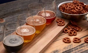 Carlingford Brewing Company: Craft Brewery Tour and Tasting for Up to Eight People at Carlingford Brewing Company (Up to 38% Off)