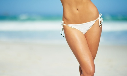 Brazilian or Hollywood Wax with Optional Lower Half Leg or Underarm Wax at Mint Massage (Up to 53% Off)