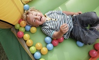 5 o 10 horas de acceso al parque infantil desde 11,95 € en Monkey Park