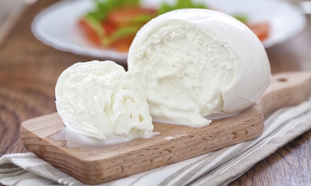 Two-Hour Introduction to a Mozzarella Cheese-Making Class For One or Two People at The Brew Hut (Up to 35% Off)