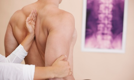 Chiropractic Consultation with One, Two or Three Treatments at Purity Chiropractic (Up to 68% Off)