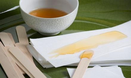 Underarm or Half-Leg Hot Wax, Brazilian or Hollywood Hot Wax, or Waxing Package at Waxing Pot (Up to 68% Off)