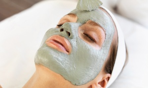 Up to 68% Off Choice of Organic Spa Facial at Ageless Image, plus 6.0% Cash Back from Ebates.