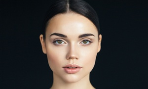 Designing Faces by Agnieszka: Professional Eyebrow Design, Shape, Tint: One ($29), Two Visits ($49) at Designing Faces By Agnieszka (Up to $136 Value)