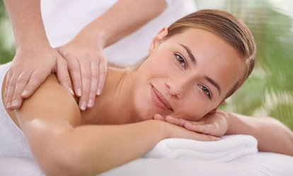 One 60-Minute <strong>Swedish</strong> or Deep-Tissue <strong>Massage</strong> at Grisel Beauty Spa (Up to 52% Off)