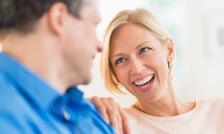 Limpieza bucal con opcióna a 1 o 2 sesiones de blanqueamiento led 78% en Clínicas Corpodental Oferta en Groupon