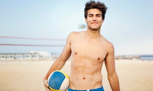 Clinique Star Laser: One Year of Laser Hair Removal for Men at Clinique Star Laser (Up to 93% Off)