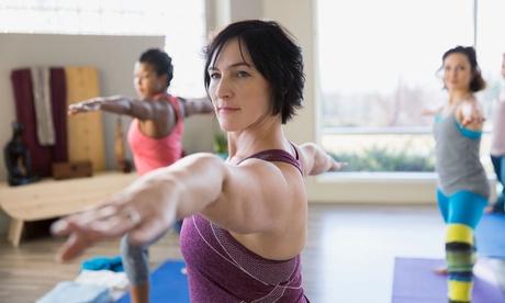 5er- oder 10er-Karte Yoga für Frauen im Mutter Erde Heilzentrum in Train