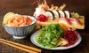 Kobe Japanese Restaurant - The Old Quad: Japanese Lunch or Dinner for Two or More People at Kobe Japanese Restaurant (Up to 35% Off).