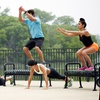 Up to 63% Off Boot Camp Classes at Fluid Motion Training