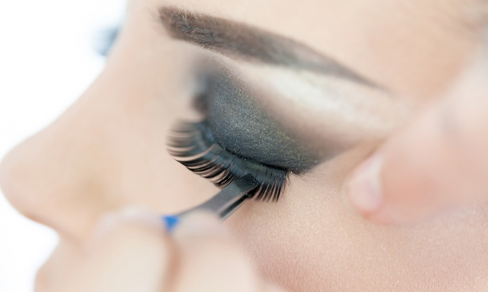 Lorenco's Salon & Day Spa - Wildflower Area: $97 for a Full Set of Glamour Lash Extensions with Optional Fill at Lorenco's Salon & Day Spa ($250 Value)