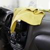 Sanificazione manuale per auto