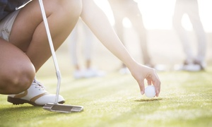 Up to 54% Off Private Golf Lessons at Simon Fagan Golf