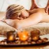 Luxus-Goldöl-Massage für Frauen