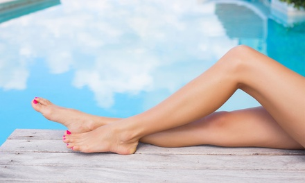 $179 for Six Sessions of IPL Hair Removal on Full Legs at Beauty by the Sea Up to $1,194 Value