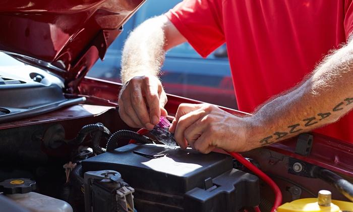 Groupon Brake Service
