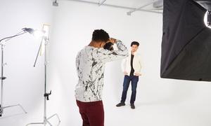 Joseph CAPRIO Photographe: Shooting photo spécial réseaux sociaux et 1 photo numérique pour 1 personne à 19,90 € avec Joseph Caprio Photographe