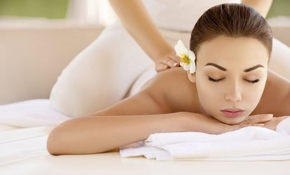 image for Choice of 30-Minute Massage at Mini Holiday Massage (Up to 50% Off)