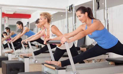 image for Two or Four 30- or 60-Minute Personal Pilates Sessions at Restore Pilates of The Woodlands (Up to 72% Off)
