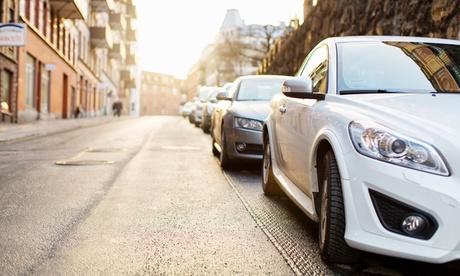 Sensor de aparcamiento trasero para automóvil con instalación incluida y opción a display desde 109€ en ARM Los Remedios