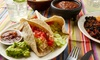 Mexikanisches 3-Gänge-Menü