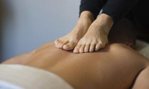 Free Motion Bodywork: One 60-Minute Thai or Ashiatsu Massage at Free Motion Bodywork (50%  Off)