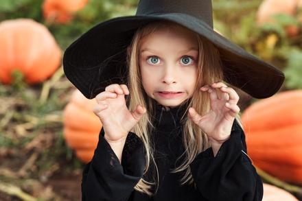 Halloween Spooktocht voor kinderen op zaterdag 19 oktober @ Paintball Spaarnwoude