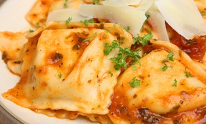Bella Italia: Pasta, Seafood, and Italian Cuisine at Bella Italia (Up to 45% Off)